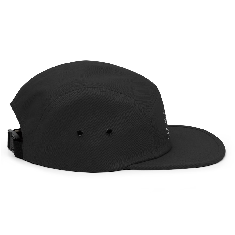 GRL PWR Embroidered Five Panel Cap