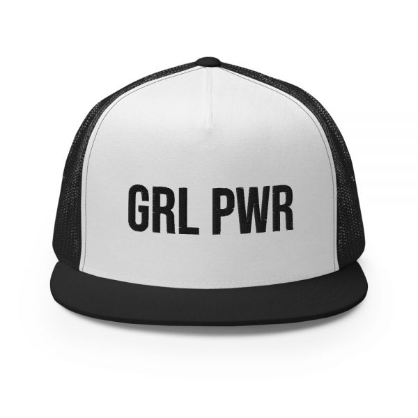 GRL PWR Feminist Classic Trucker Cap