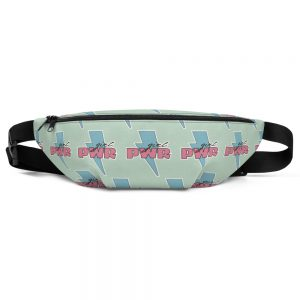 Girl PWR Fanny Pack Bum Bag
