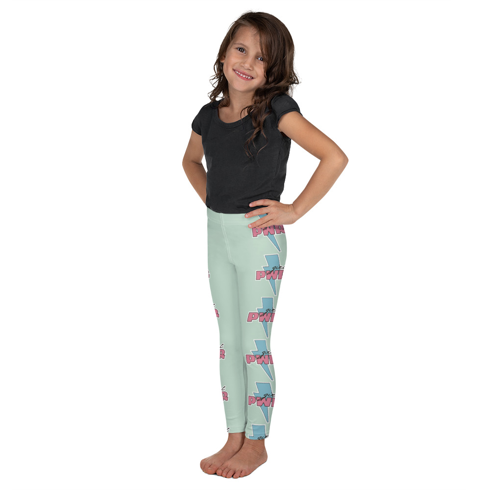 Girl PWR Kid's Leggings
