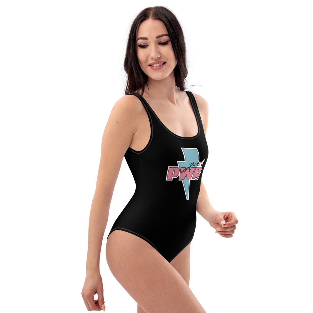 Girl PWR One-Piece Swimsuit