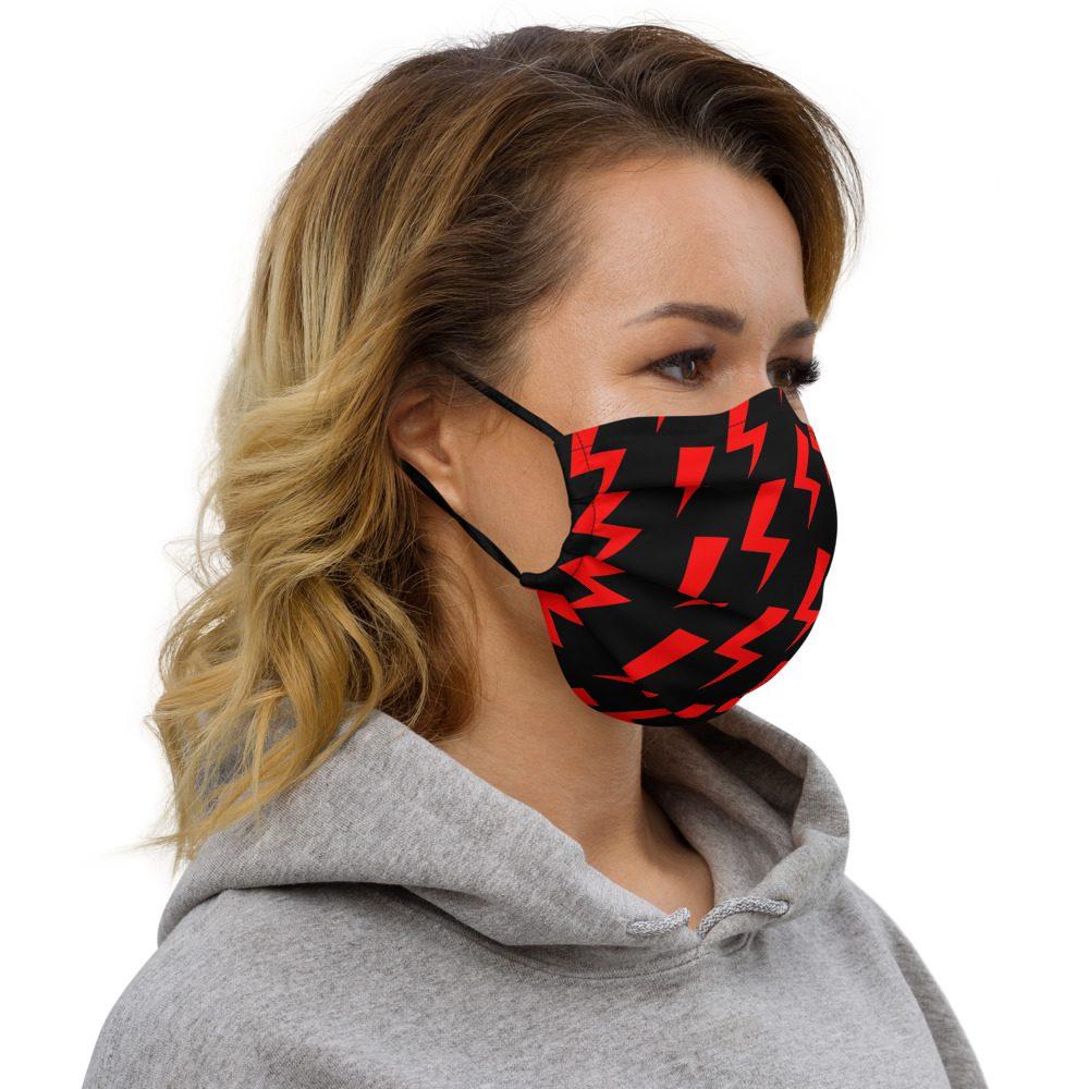 Strajk Kobiet Premium Face Mask