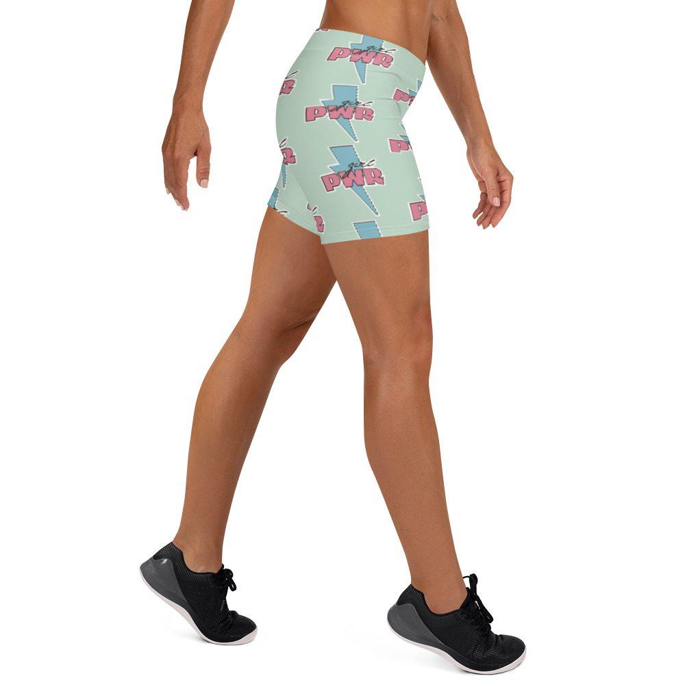 Girl PWR Shorts