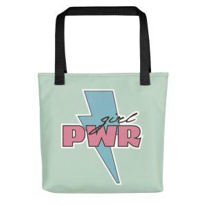 Girl PWR Tote Bag