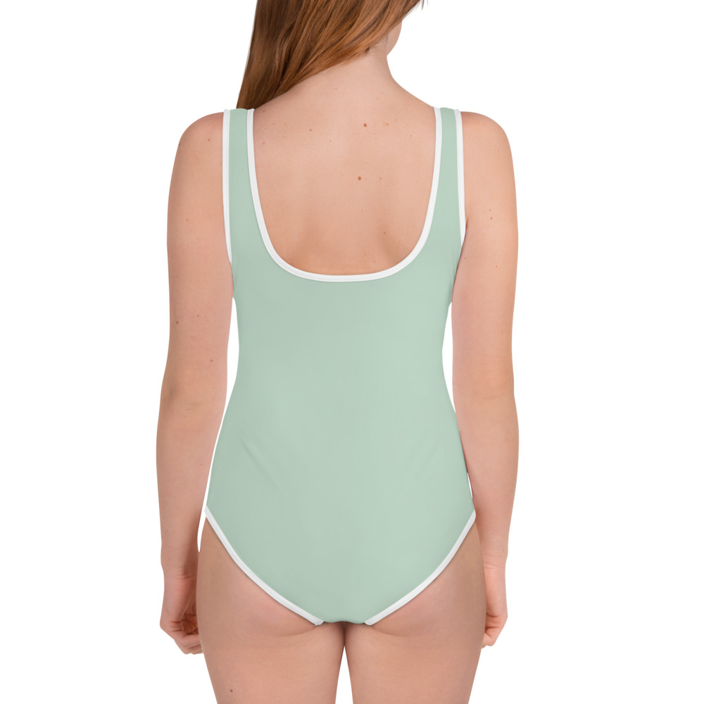 Girl PWR Youth Swimsuit