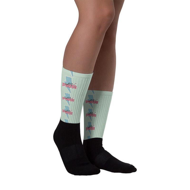 Girl PWR Socks