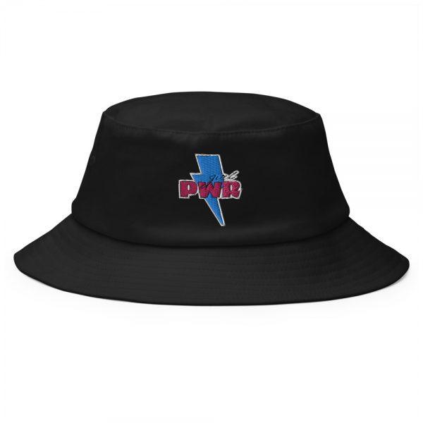 Girl PWR Old School Bucket Hat