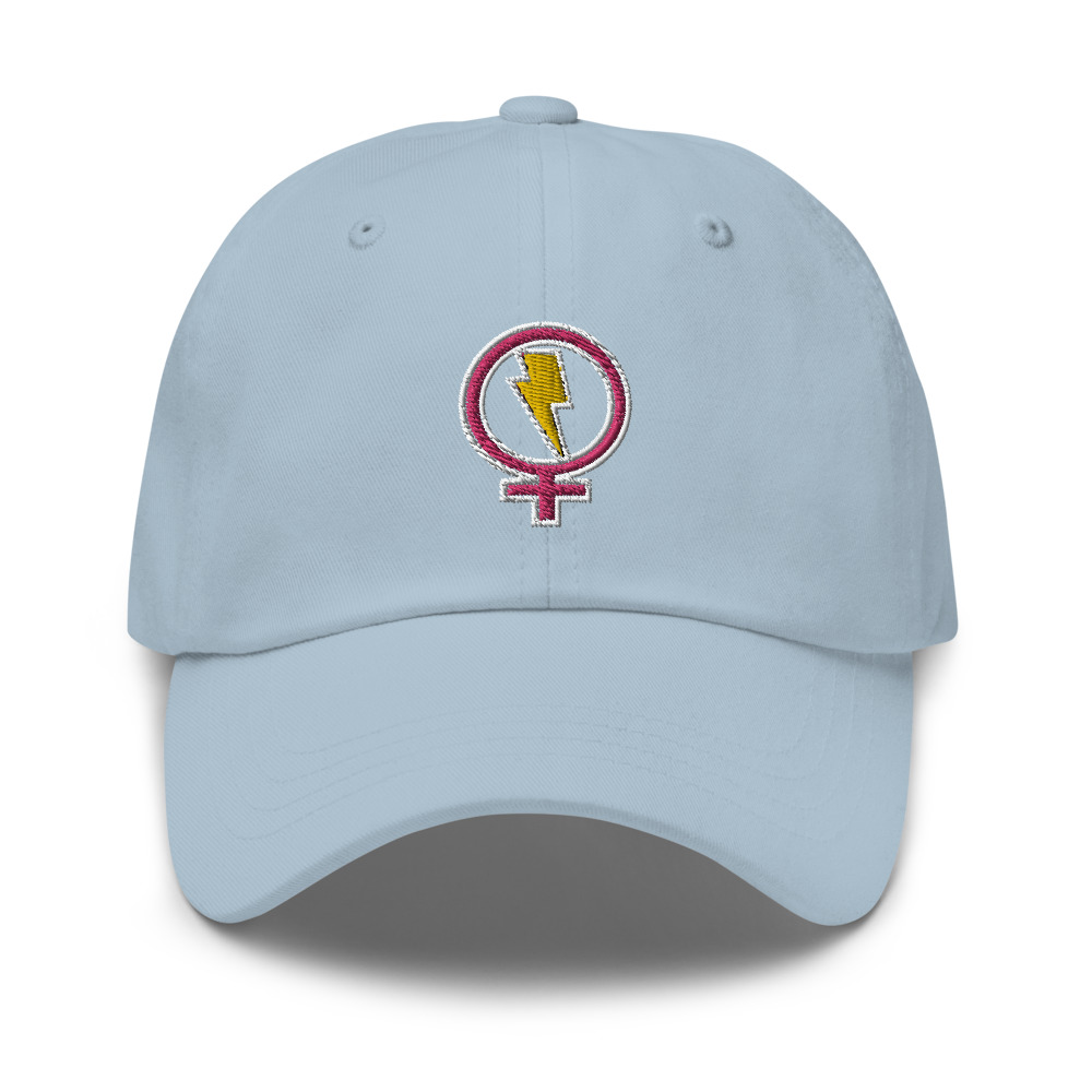 Flash Feminist Dad Hat