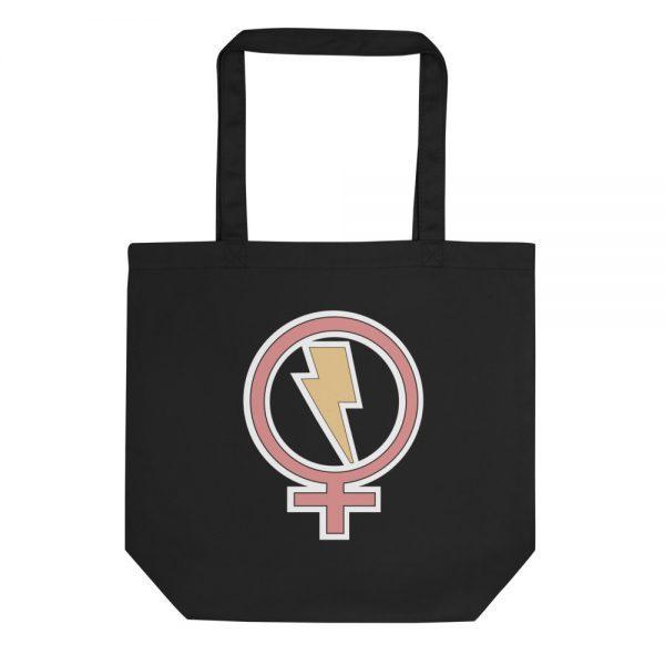 Flash Feminist Eco Tote Bag