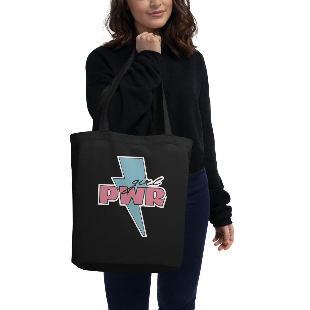 Girl PWR Eco Tote Bag