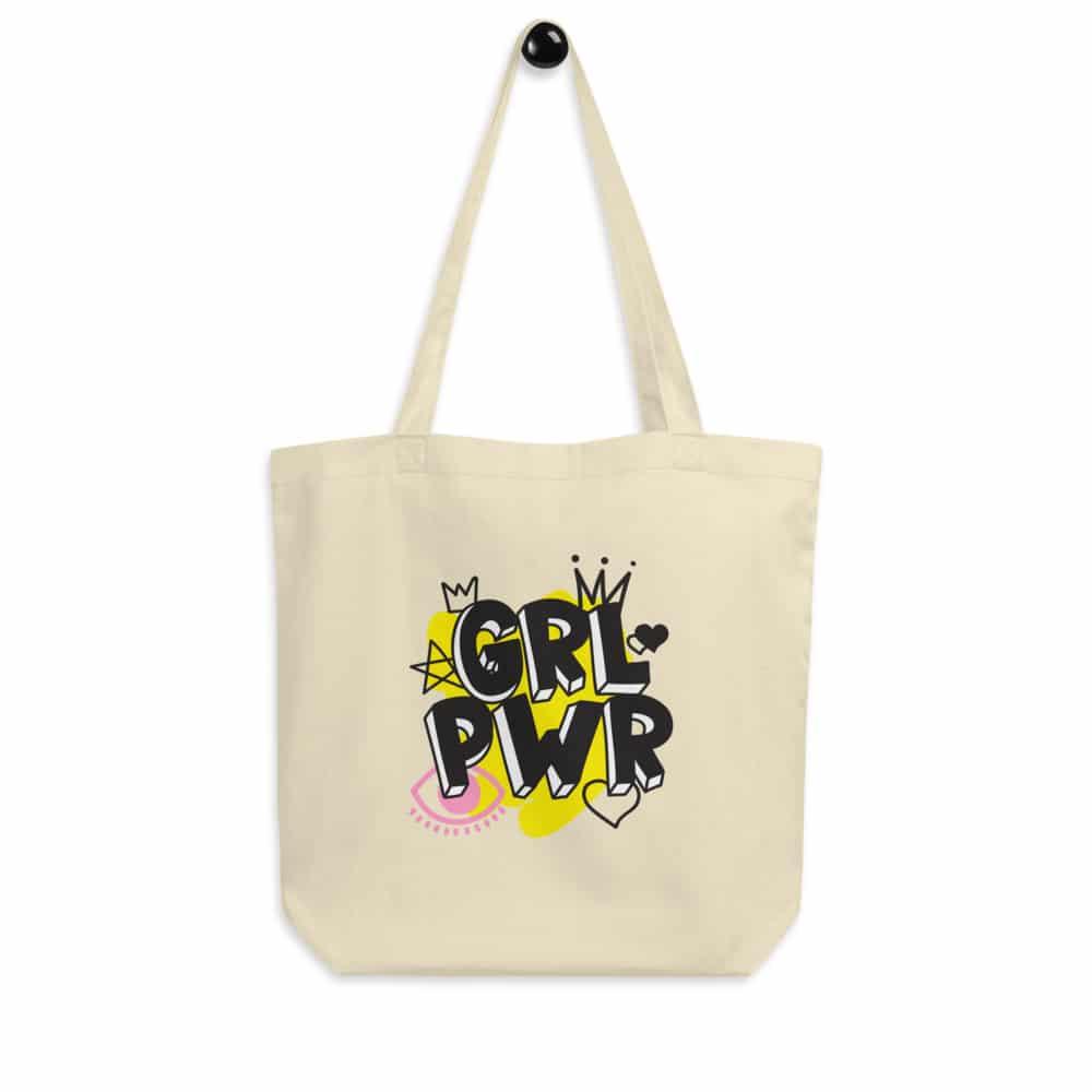 GRL PWR Eco Tote Bag