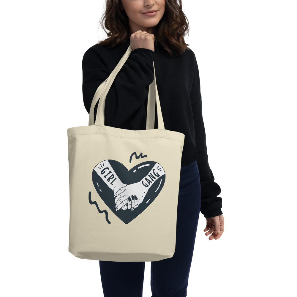 Girl Gang Eco Tote Bag