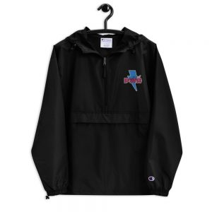 Girl PWR Embroidered Champion Packable Jacket
