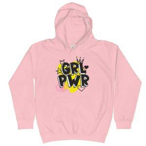 GRL PWR Kids Hoodie
