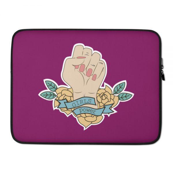 Girls Power Laptop Sleeve