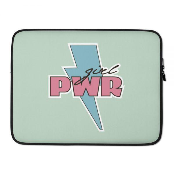 Girl PWR Laptop Sleeve
