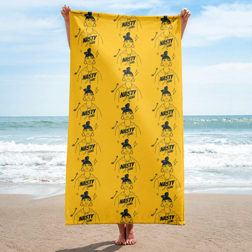 Nasty Girl Towel