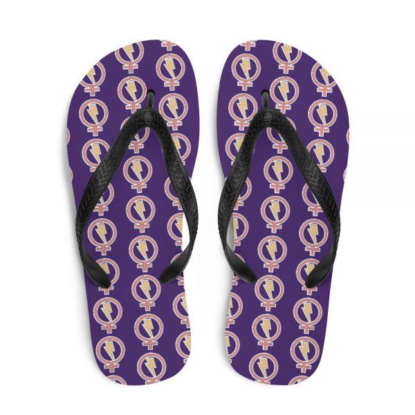 Flash Feminist Flip-Flops