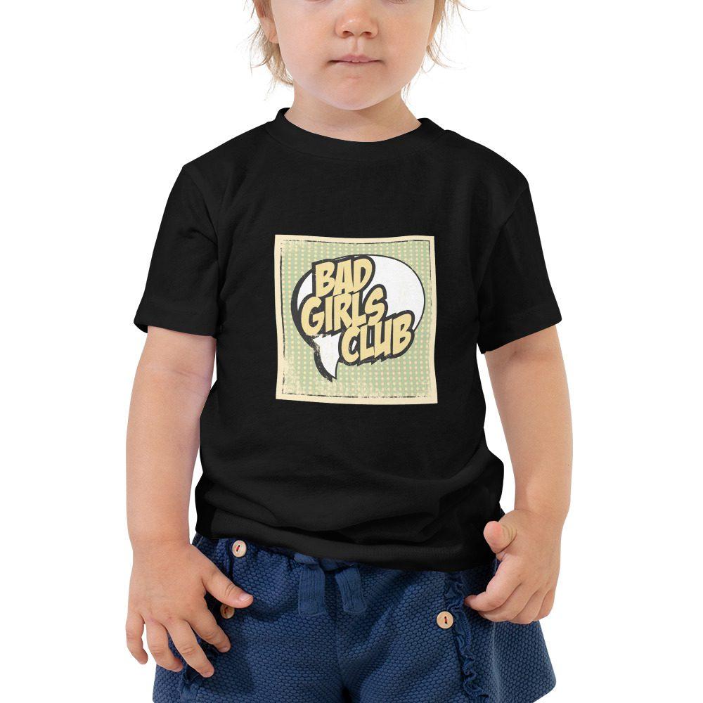 Bad Girls Club Toddler Short Sleeve Tee