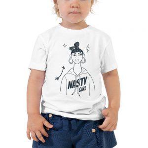 Nasty Girl Toddler Short Sleeve Tee
