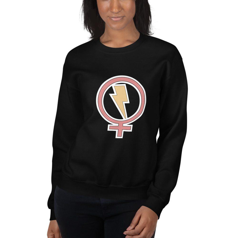 Flash Feminist Sweatshirt