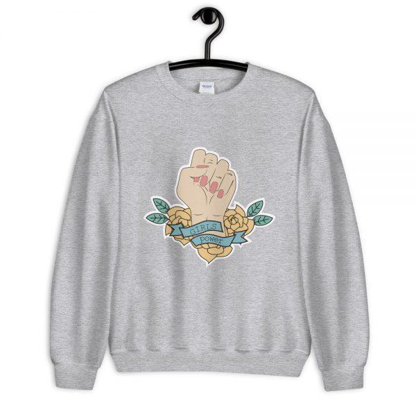 Girls Power Sweatshirt