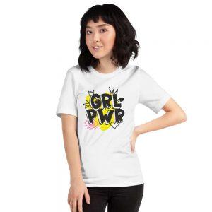 GRL PWR Short-Sleeve Unisex T-Shirt