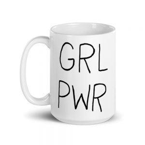 GRL PWR Mug