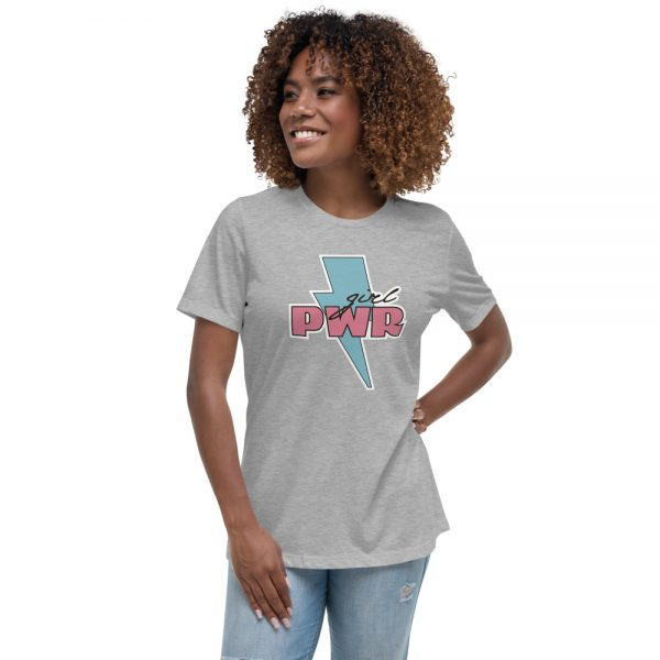 Girl PWR Relaxed T-Shirt