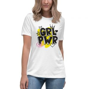 GRL PWR Relaxed T-Shirt