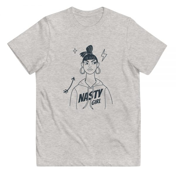 Nasty Girl Youth Jersey T-shirt