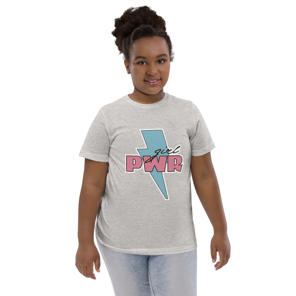 Girl PWR Youth Jersey T-Shirt