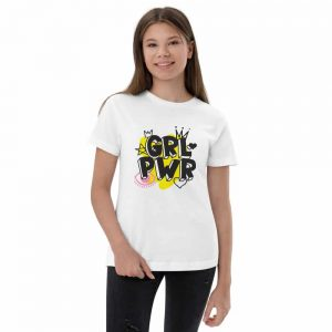 GRL PWR Youth Jersey T-shirt