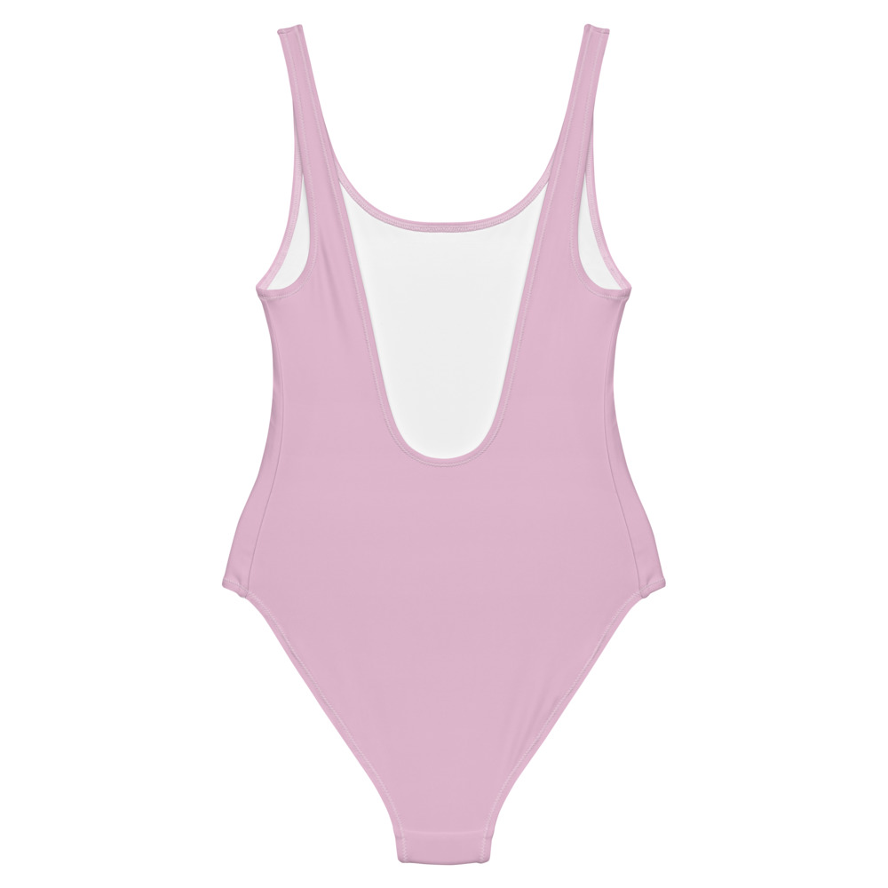NO! One-Piece Swimsuit