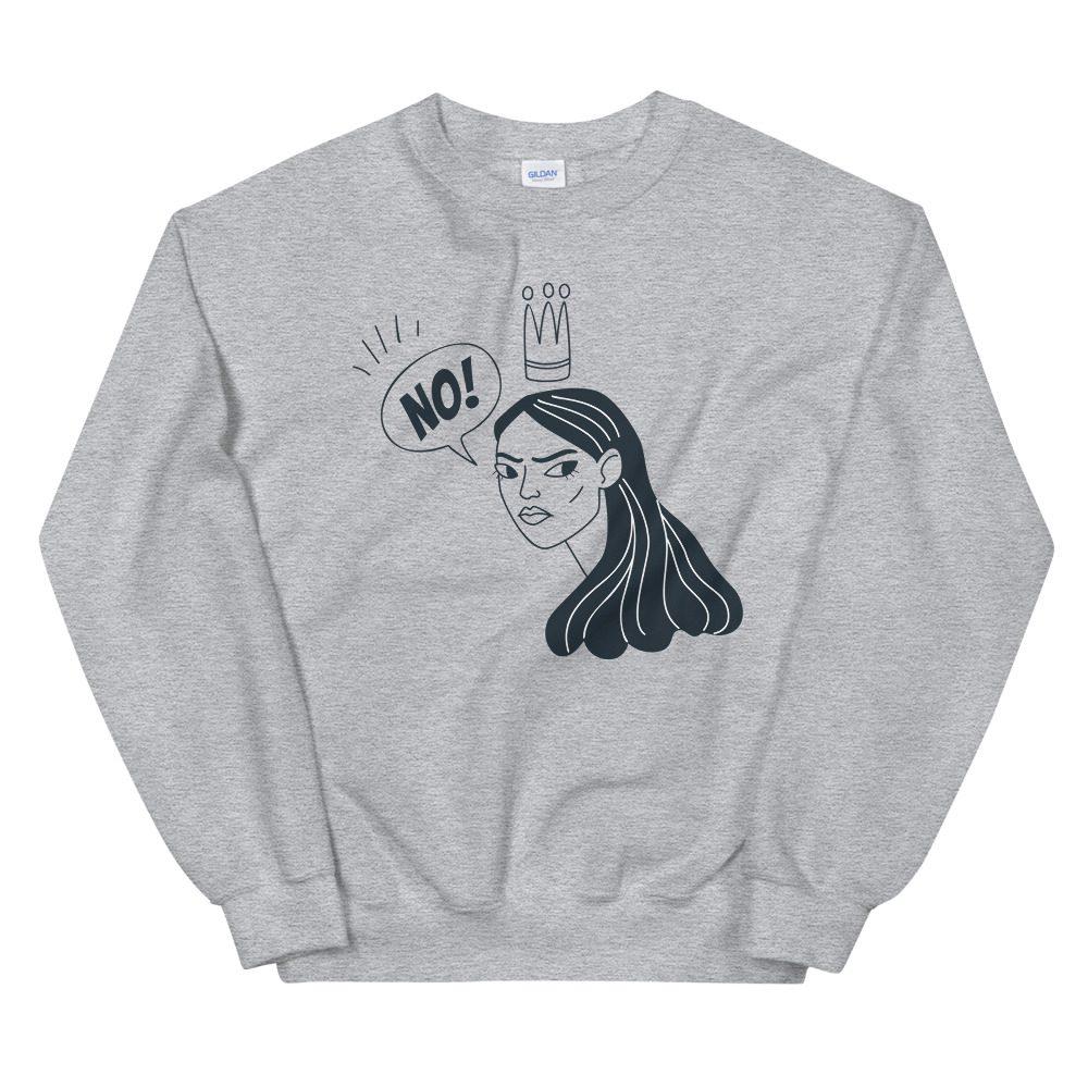 NO! Sweatshirt