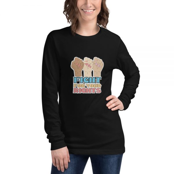 Fight For Your Rights Long Sleeve Tee