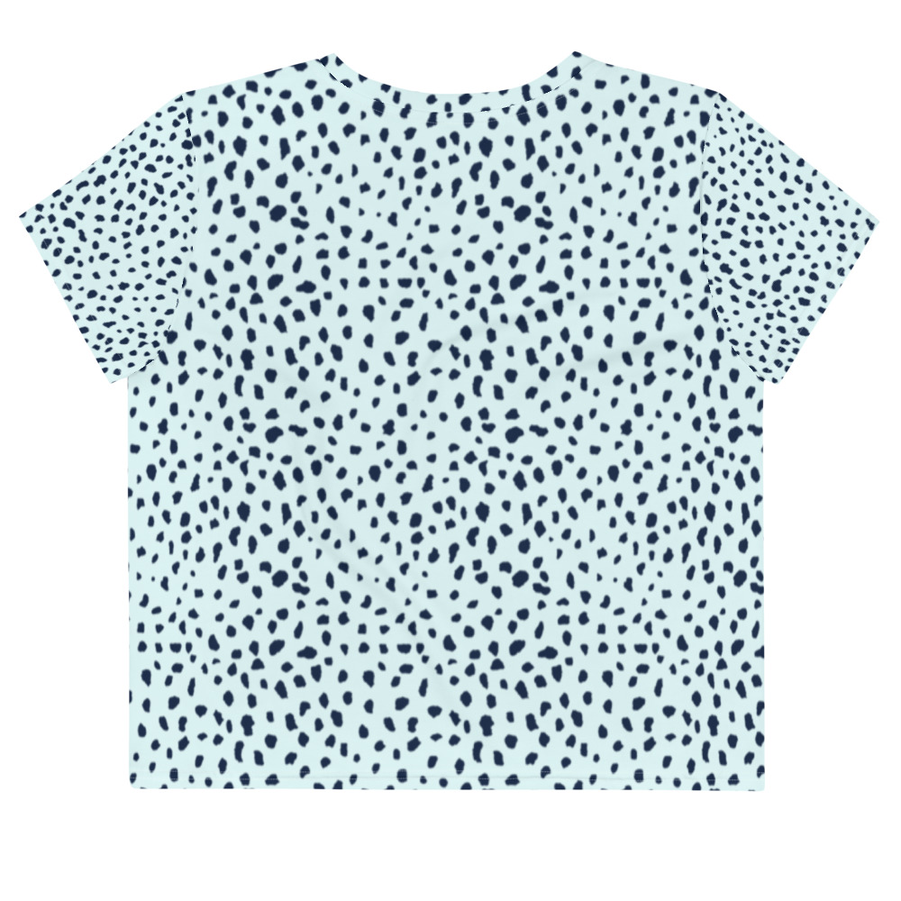 RIP All-Over Print Crop Tee