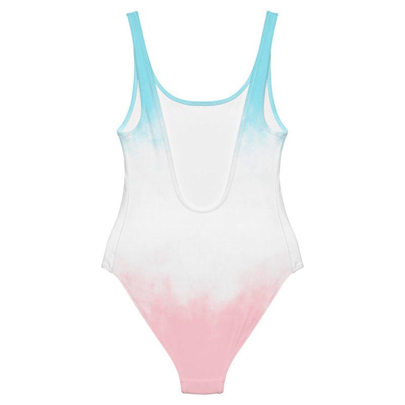 Feminist One-Piece Swimsuit