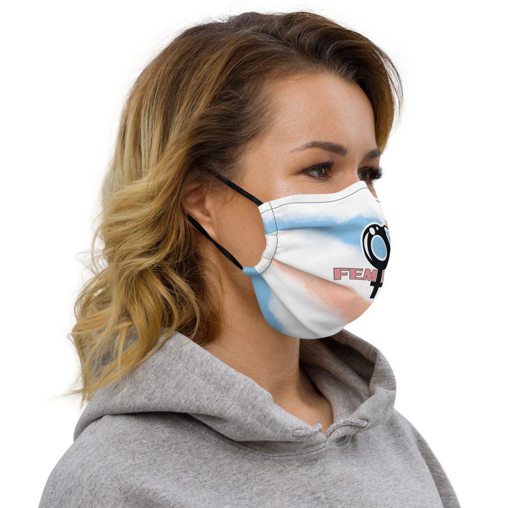 Feminist Premium Face Mask