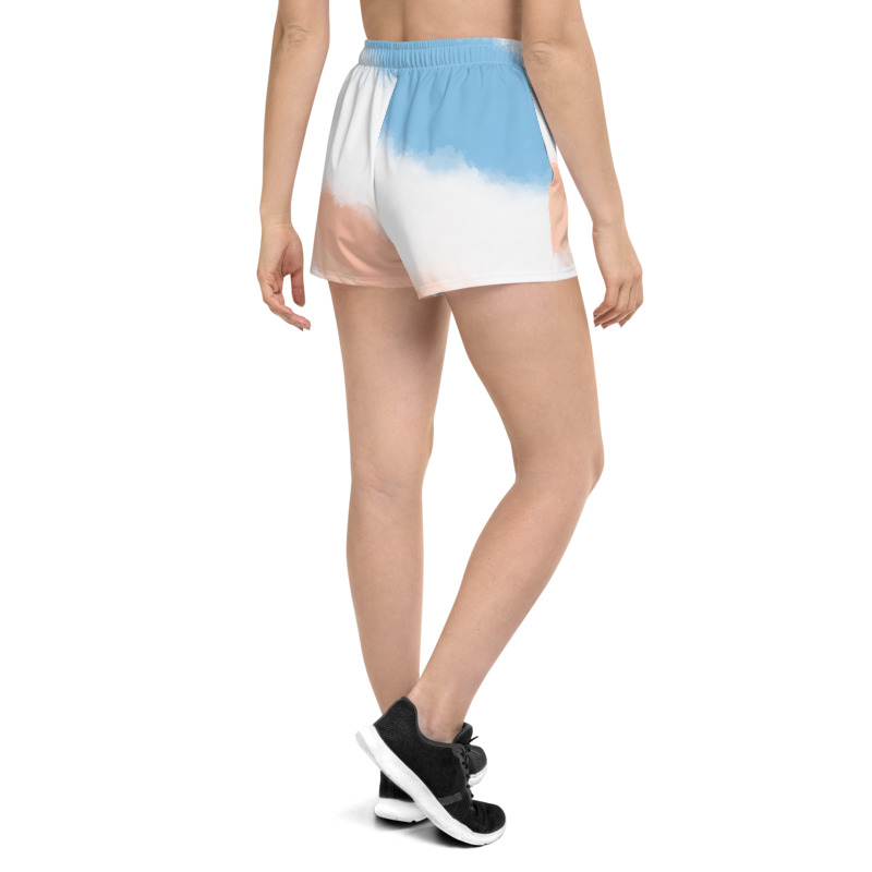 Feminist Athletic Shorts
