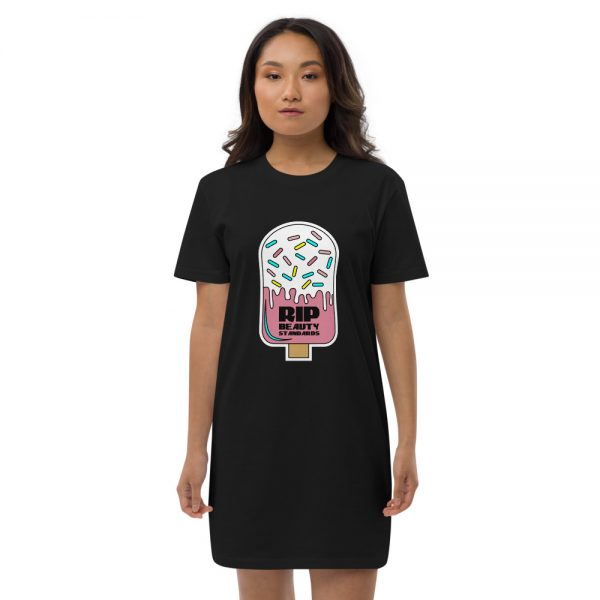 RIP Organic Cotton T-shirt Dress