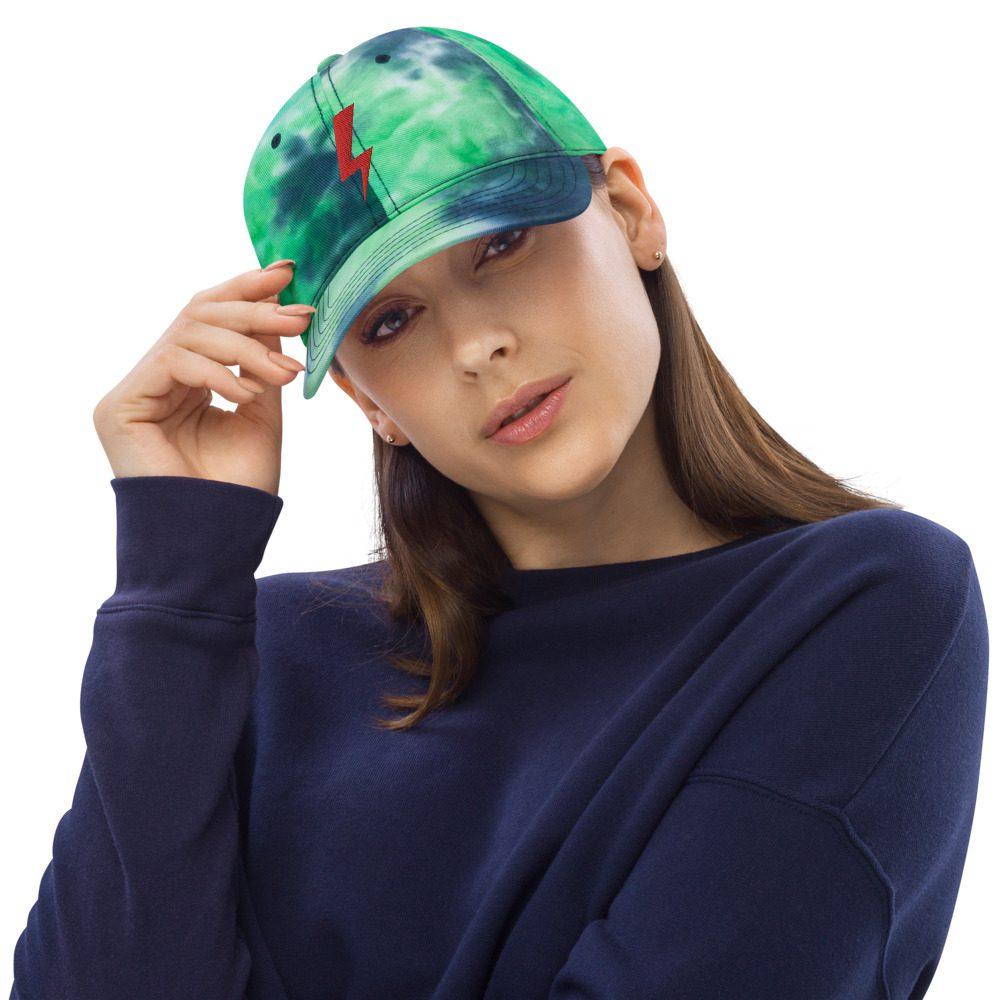 Strajk Kobiet Tie Dye Hat