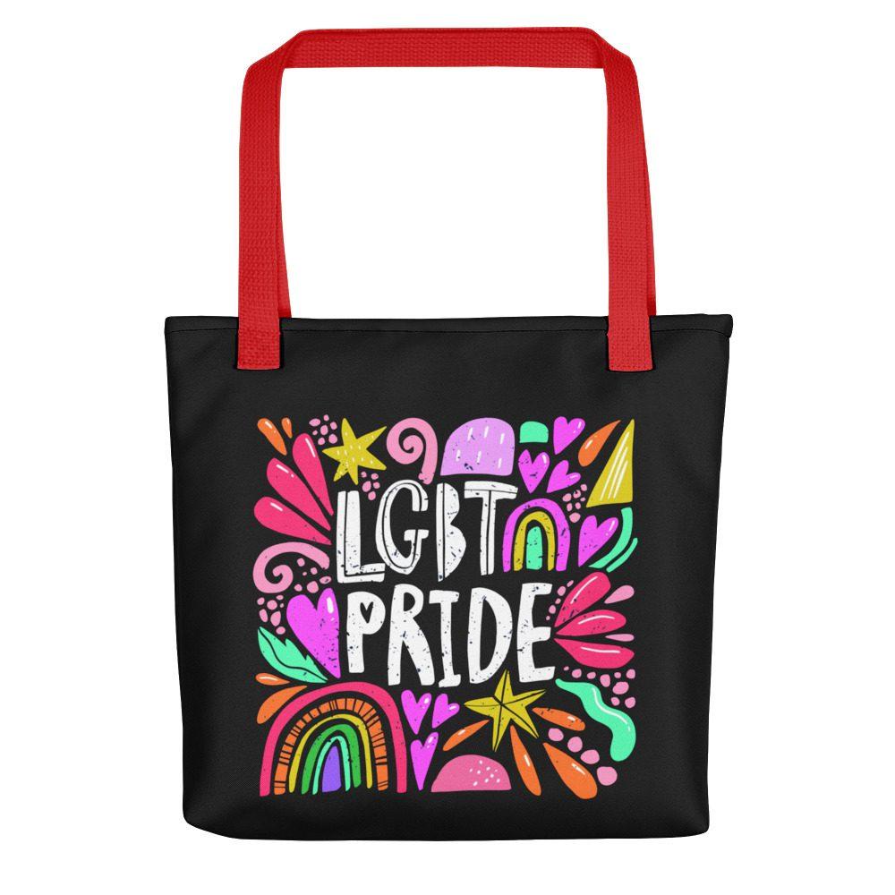 LGBT+ Pride Tote Bag
