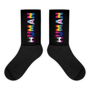 Human LGBT Pride Socks