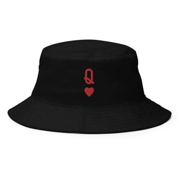 Queen of Hearts Bucket Hat