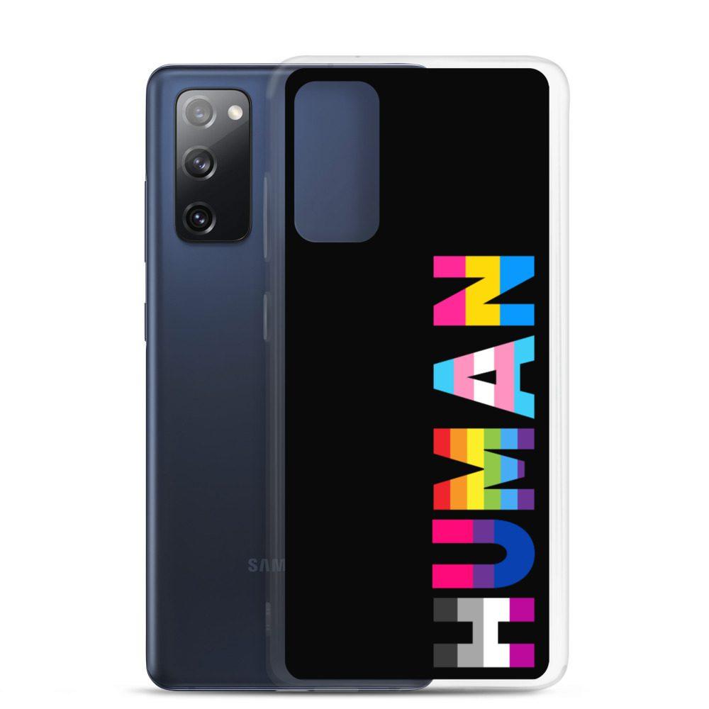 Human LGBT Pride Samsung Case