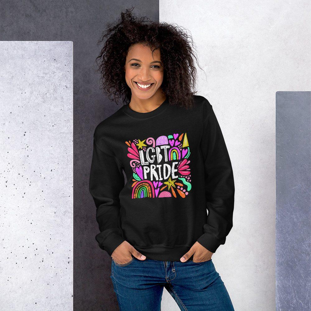LGBT+ Pride Sweatshirt