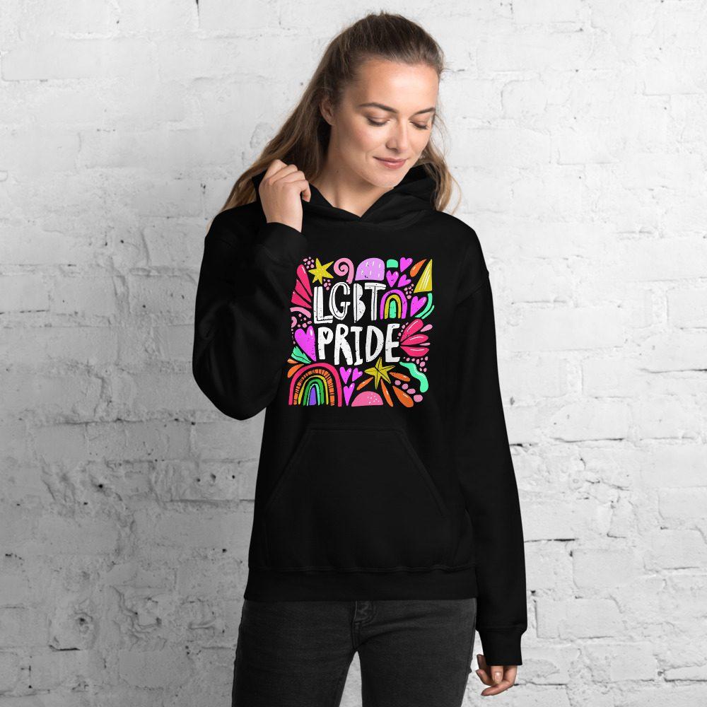 LGBT+ Pride Hoodie