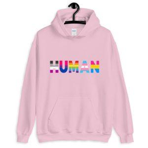 Human LGBT Pride Hoodie