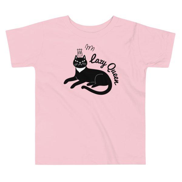 Lazy Queen Toddler T-shirt